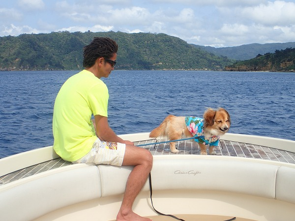 小浜島から貸切ボートチャーターツアーで西表島へ