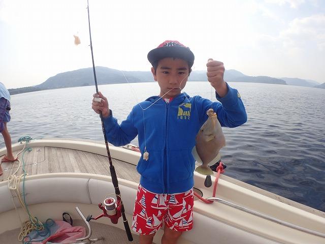 奥西表貸切ボートチャーター釣り&シュノーケリング