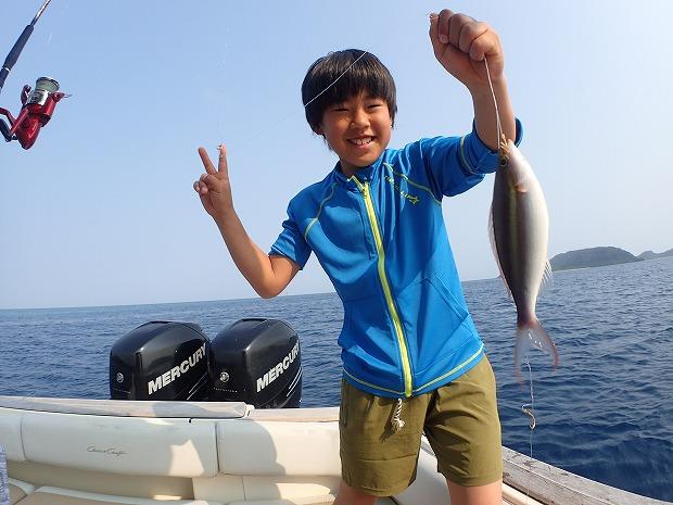 ~西表島で貸切海遊びボートチャーターツアー~