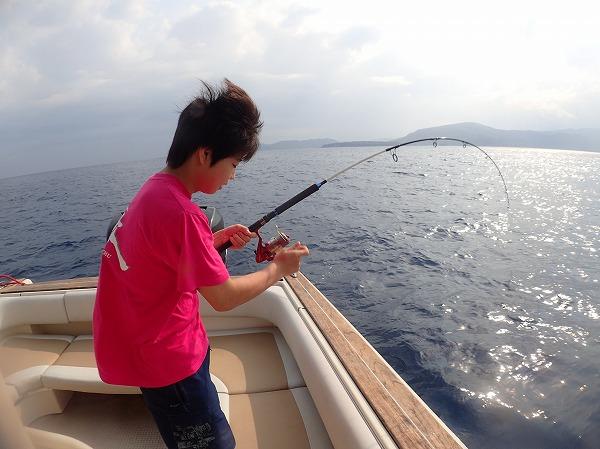 奥西表貸切ボートチャーターシュノーケル&釣りコース