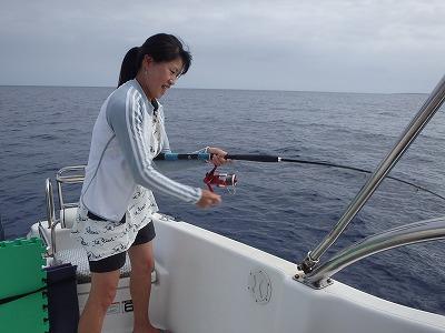 西表島で釣りとシュノーケリングで楽しむ