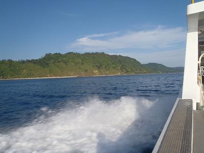 自然豊かな西表島