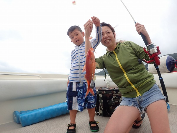 石垣島より奥西表貸切ボートチャーターシュノーケリング&釣りツアー