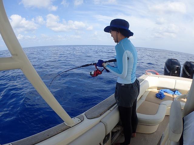 v奥西表貸切ボートチャーターシュノーケリング&釣りコース