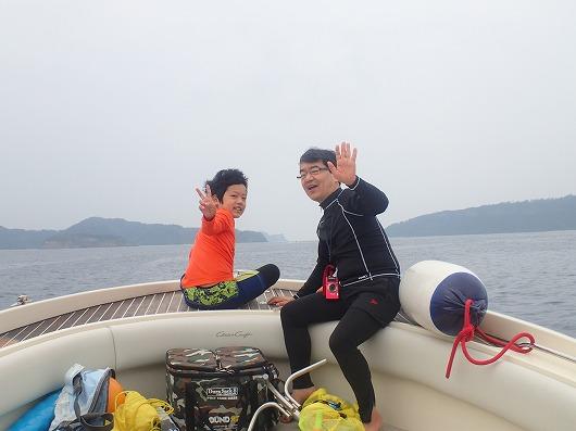 今年はリベンジ!あやちゃんこうくんとボートチャーター西表ツアー