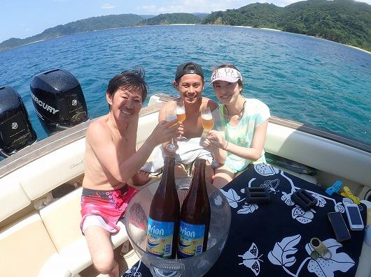 竹富島からボートチャーター貸切シュノーケリング ~in西表島~