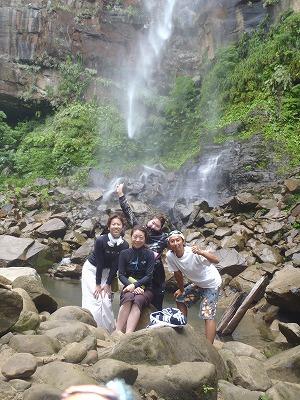 メラマウリゾートでプライベートツアーinジャングル