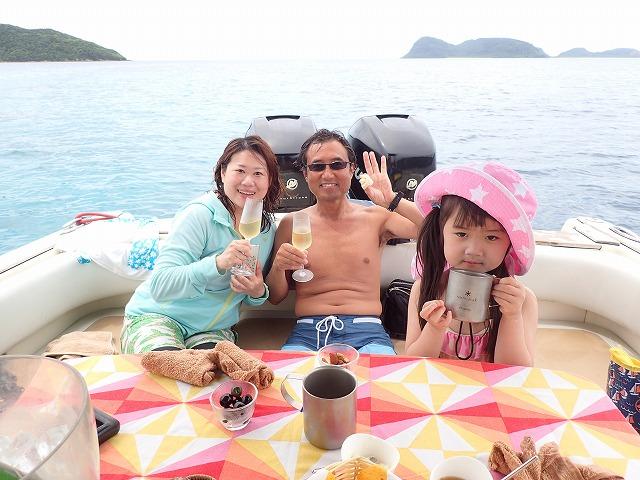 西表島奥西表貸切ボートチャーター石垣島より日帰りツアー