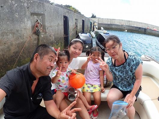 みゆうちゃん・みくちゃん、ペットさんと一緒に石垣島からボートチャーター貸切シュノーケリング&体験フィッシングツアー!
