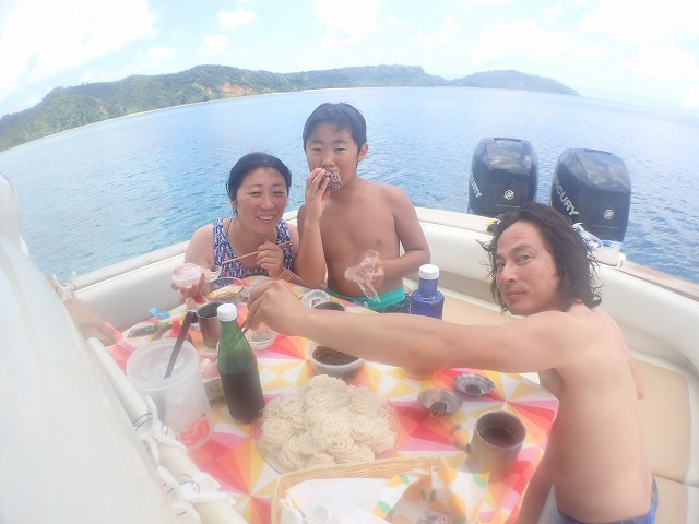 石垣より貸切ボートチャーター奥西表シュノーケル
