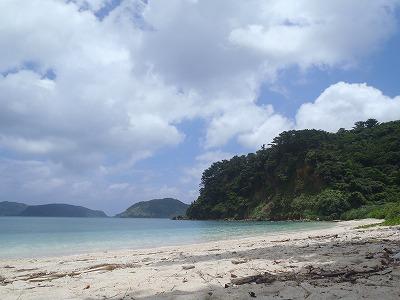 西表島船浮イダの浜
