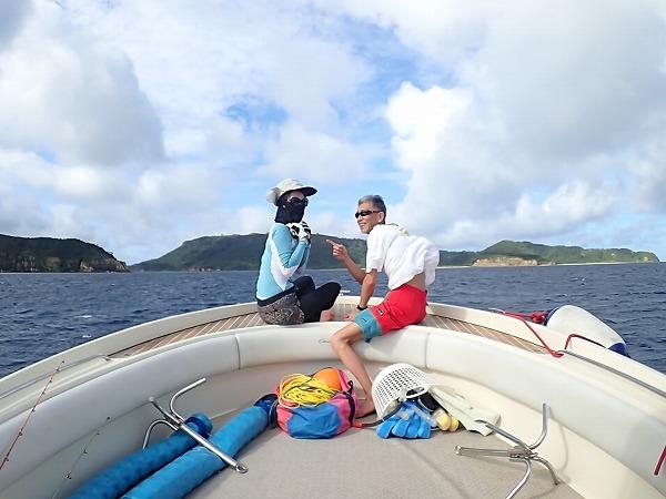 奥西表網取貸切ボートチャーターシュノーケル&フィッシングツアー
