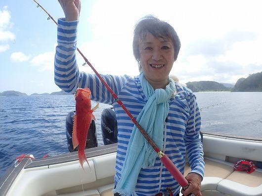 笑い声の絶えないさわやかスポーツ仲間さん!お腹が痛くなる程笑った石垣島から貸切ボートチャーターツアー!