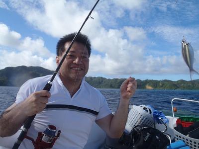 西表の釣りは最高!