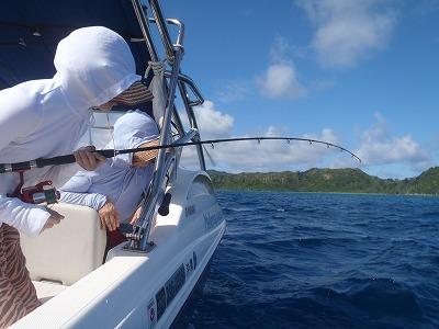 西表島での魅力的な釣り