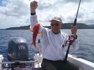 西表島の釣りでミーバイ!