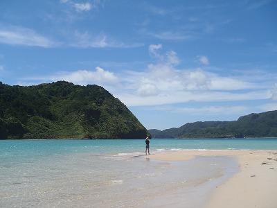 西表島の美しすぎるプライベートビーチ