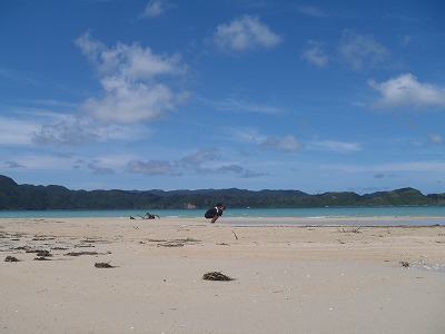 西表島の美しすぎるビーチ