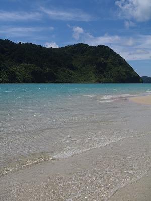 美しすぎる西表島のビーチ