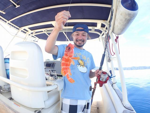 石垣島よりお一人様ボートチャーターフィッシングコース
