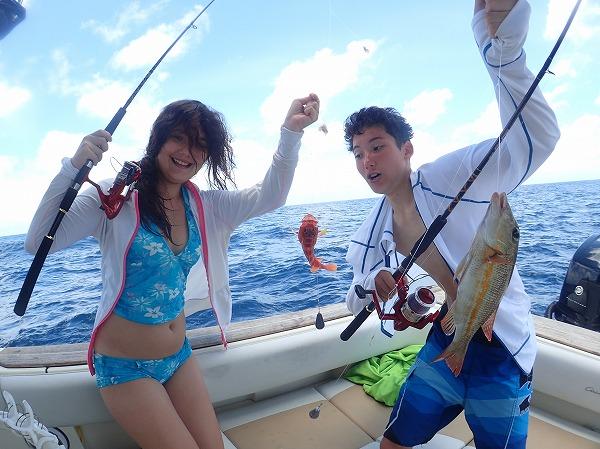 奥西表貸切ボートチャーターシュノーケル&ファンダイビング&釣りツアー