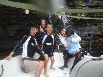 西表島でジャングル体験