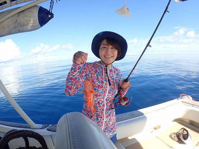 奥西表シュノーケリング貸切ボートチャーター釣りツアー