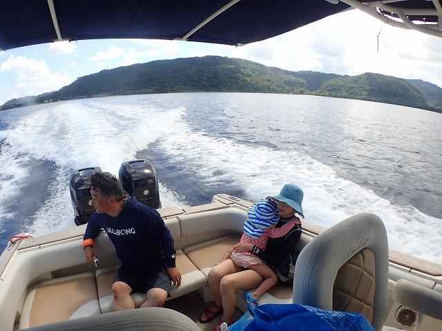 Ⅴ奥西表シュノーケリング貸切ボートチャーター釣りコース