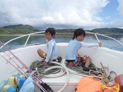 3兄弟さんと西表島で貸切のサンセット星空ディナーツアー