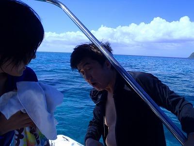 西表島気持ちいい!!