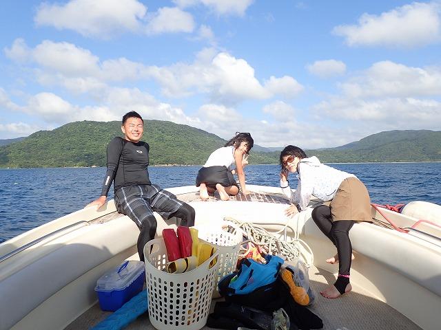 奥西表貸切ボートチャーターコース