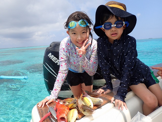西表島貸切ボートチャーターコース