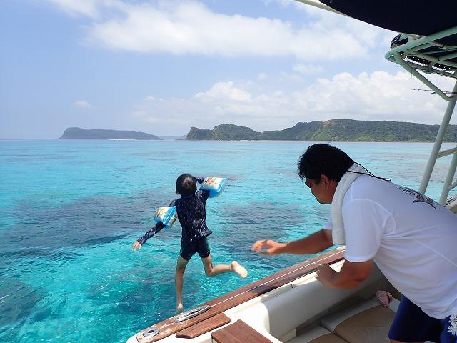 奥西表シュノーケル&釣り貸切ボートチャーターコース