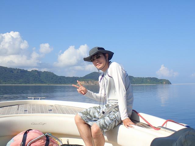 石垣島より貸切奥西表ボートチャーター釣り&シュノーケルコース