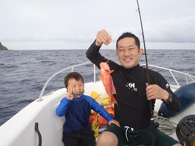 西表島で釣り