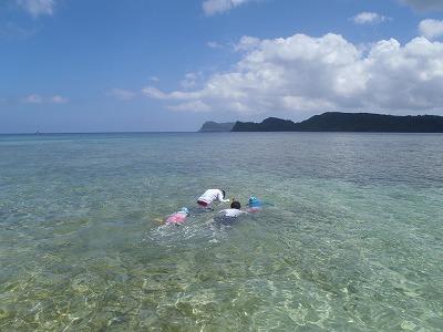 西表島でゆめちゃん・ゆりちゃんとリゾートツアー