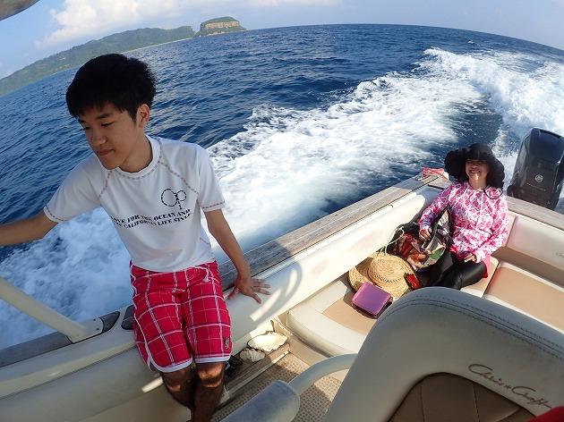 メラマウリゾート奥西表貸切ボートチャーター釣り&シュノーケルングツアー