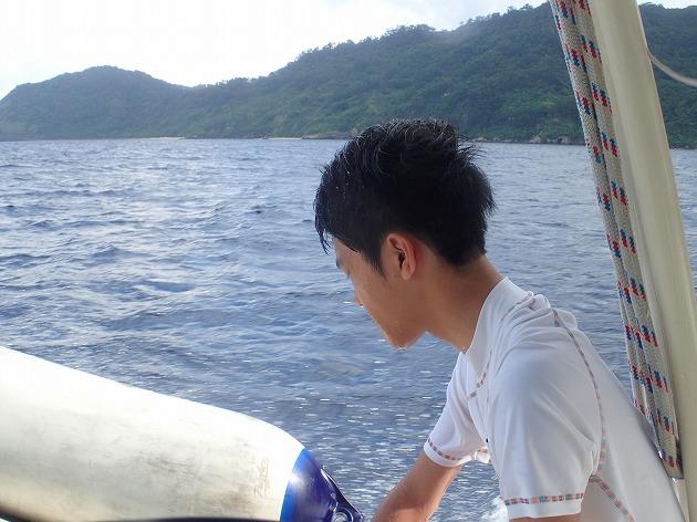 奥西表貸切ボートチャーター釣り&体験ダイビングツアー