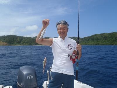 ななちゃん西表島で極上のプライベートツアー