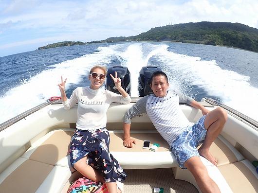 ~石垣島より貸切ボートチャーター奥西表体験ダイビングコース~