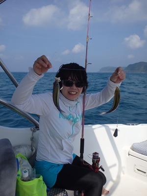 おーちゃんみーちゃんの体験ダイビング&釣り&シュノーケリング全部満喫貸切ツアーin西表島
