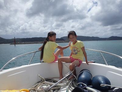今年2回目のリピーターさんが石垣島から貸切シュノーケリングで西表島を満喫。