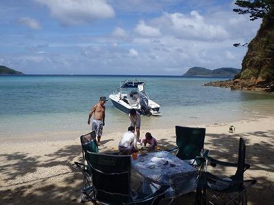 ファンキーモンキーベイビーファミリーさん石垣島から貸切ボートチャーターツアーin西表島~ペットと一緒にお楽しみ~