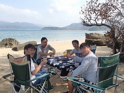 まだ夏の西表島で石垣島から日帰りで釣りとシュノーケリングツアー