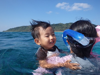 こうちゃんファミリーのんびり貸切ボートチャーター西表島ツアー ~2日目の海編~