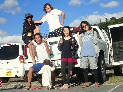 西表島でボートチャーターシュノーケリング釣りのセレブ女子会
