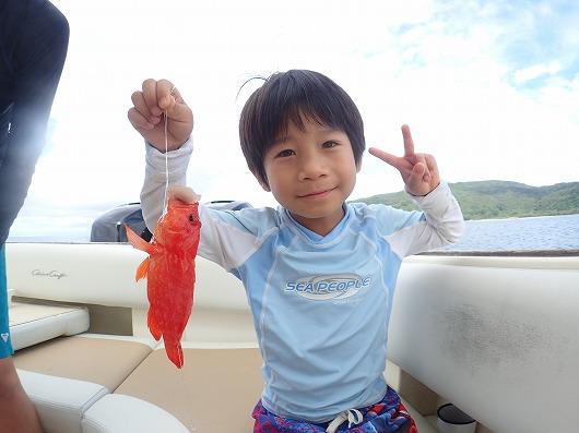 ~石垣島より日帰りシュノーケリング&釣り貸切コース~