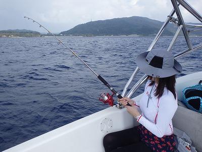 西表島でカヌーと釣りとダイビング